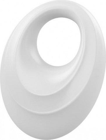 Эрекционное кольцо белое, фото 2