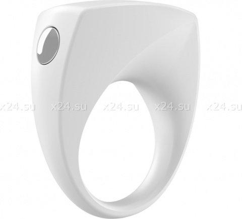 Эрекционное кольцо белое, фото 4