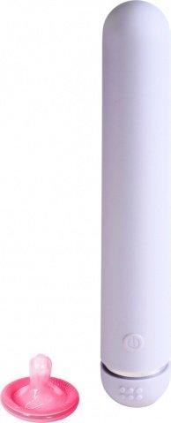 Классический водонепроницаемый вибратор OVO (5 режимов)