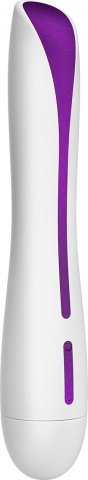 Вибратор фиолетовый, фото 3