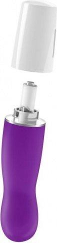 Мини вибратор фиолетовый, фото 5