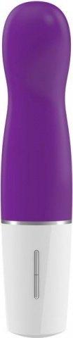 Мини вибратор фиолетовый, фото 6