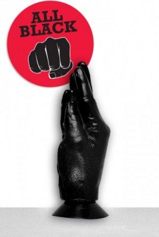 Рука кисть-реалистик для фистинга на присоске 21 см