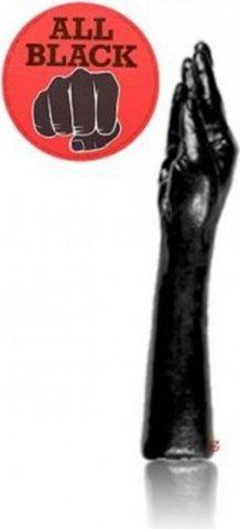 All Black - AB 21 Рука для фистинга
