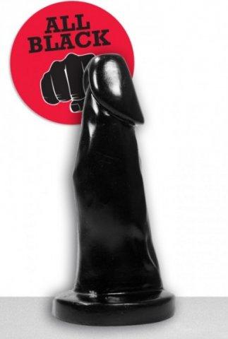 All Black - AB 38 Фаллоимитатор огромного размера