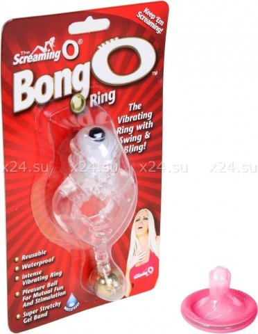 ����������� � ������� ������� The Screaming Bong O Ring