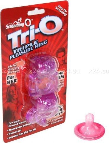 ������ � ����� �����-���������� The Screaming O Trio