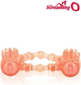 Двойное вибро-кольцо The Screaming O Two O, фото 5