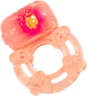 Светящееся в темноте кольцо The Screaming Big O Glow, фото 2