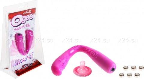 Секс-игрушка для двоих сиреневая O GEE