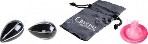 Вагинальные шарики из стекла Cristal