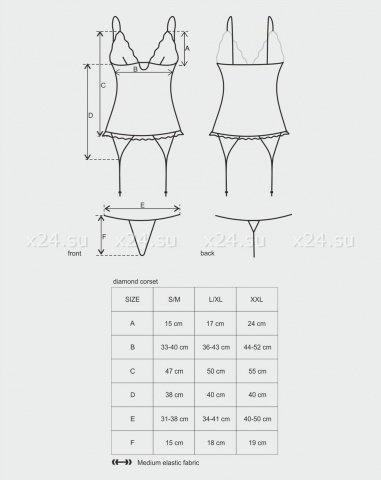������ ��������� ������ diamond corset, ���� 3