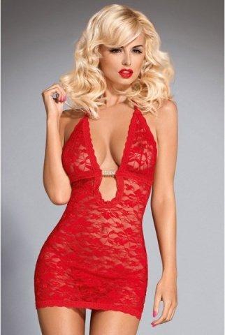 Красная сорочка brilliant jennifer