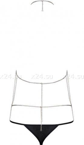 Серебряное украшение на тело Punker Top SM, фото 3