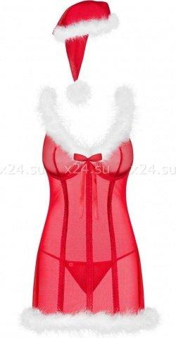 Merrily chemise ( , красный), фото 3