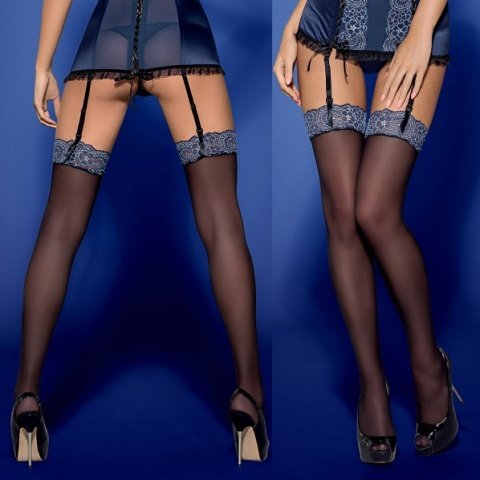 Тонкие чулки auroria stockings