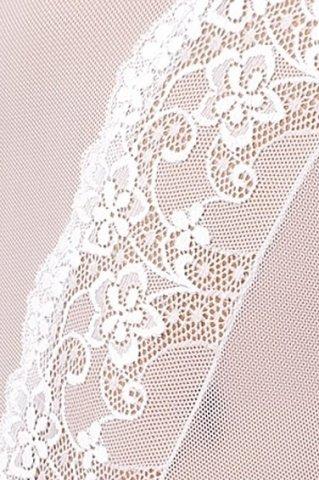 Корсет с пажами и стринги белые estera corset, фото 2