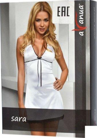 Платье Sara, белое, S/M, фото 3