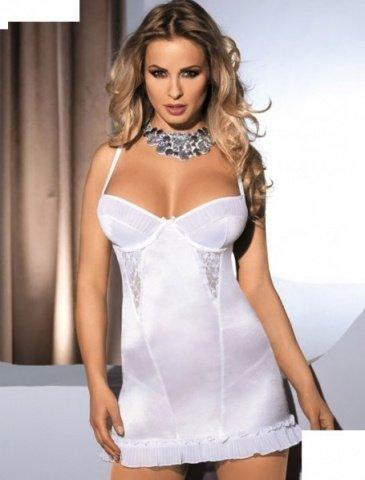 Платье Charlize, белое