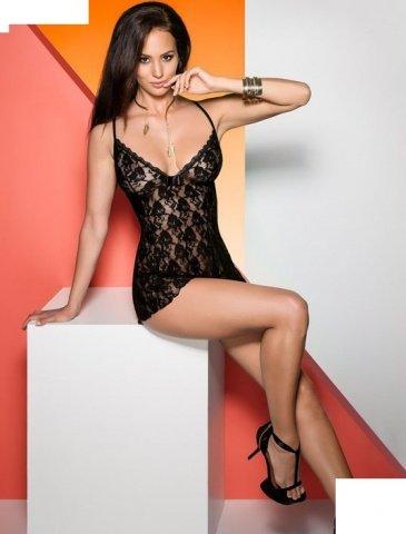 Платье Daiva Black, черное