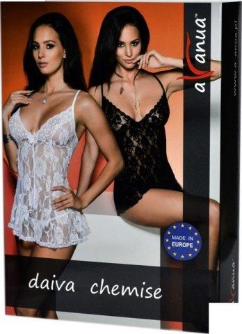Платье Daiva Black, черное, фото 3