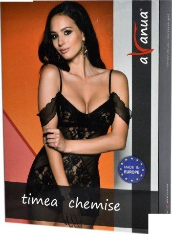 Платье Timea, черное, фото 3