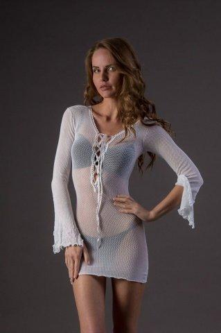 Обворожительное мини-платье Chilirose, размер S/M
