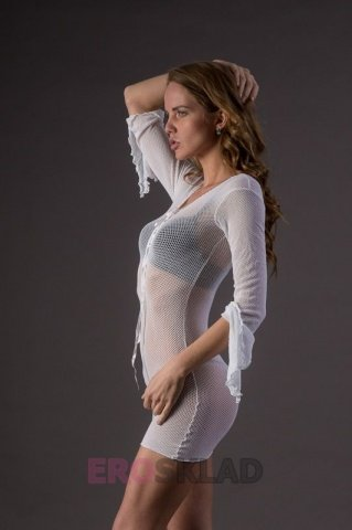 Обворожительное мини-платье Chilirose, размер S/M, фото 3