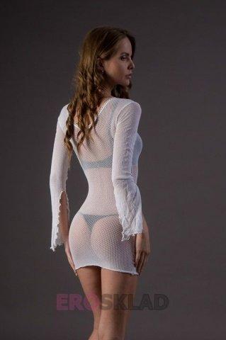 Обворожительное мини-платье Chilirose, размер S/M, фото 4