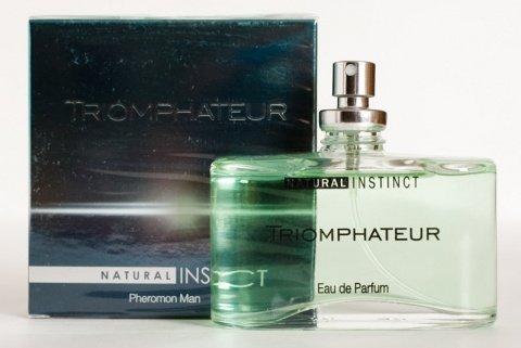 Парфюмерная вода ''Natural Instinct'' муж ''Triomphateur'' 100 мл