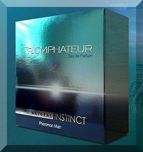 Парфюмерная вода ''Natural Instinct'' муж ''Triomphateur'' 100 мл, фото 3