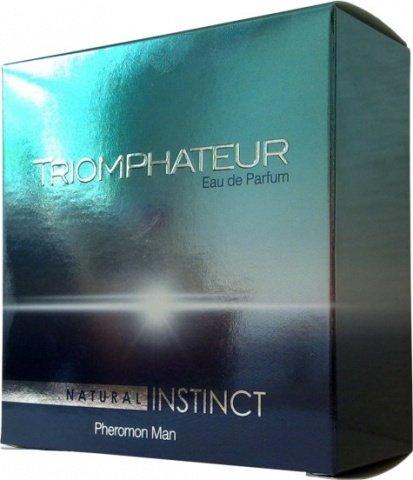 Парфюмерная вода ''Natural Instinct'' муж ''Triomphateur'' 100 мл, фото 4