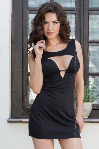 черный dina платье, фото 3