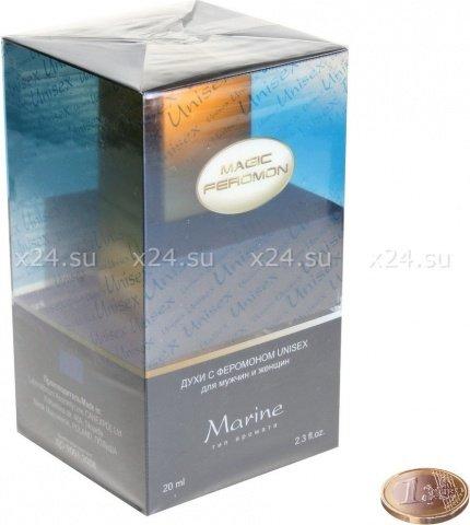 Духи unisex marine (морской аромат)