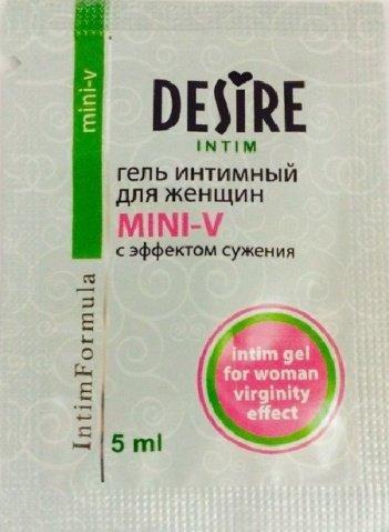 крем-гель интимный для женщин mini-v 5 ml rps-0073