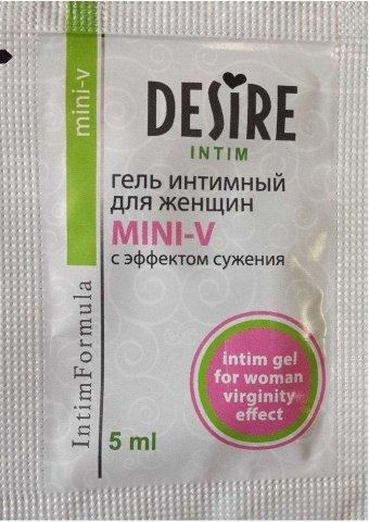 крем-гель интимный для женщин mini-v 5 ml rps-0073, фото 2