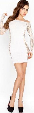 Белое платье Кокетка, фото 2