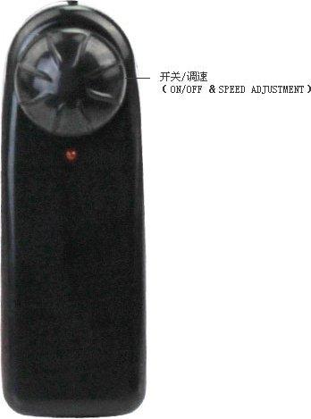 Ротатор реалистик на плоской подошве 22 см, фото 3