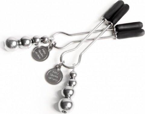 Гегулируемые зажимы для сосков Adjustable Nipple Clamps, фото 13