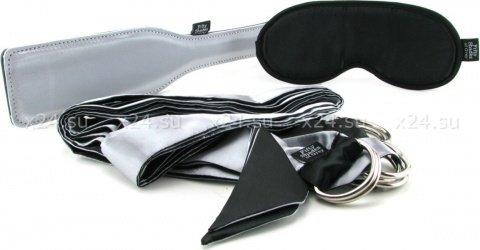 Комплект фетиш-аксессуаров для новичков Beginners Bondage Kit, фото 4