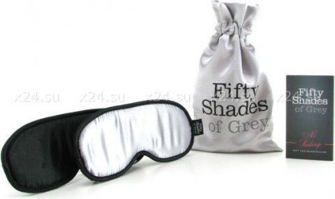 Набор масок на глаза Soft Twin Blindfold Set, фото 2