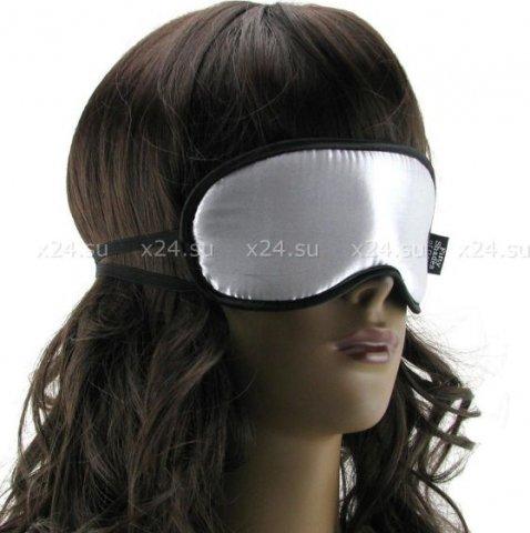 Набор масок на глаза Soft Twin Blindfold Set, фото 5