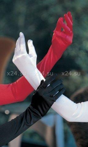 Перчатки (красные)
