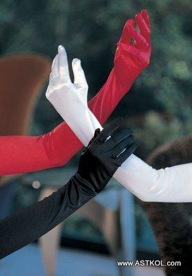 Перчатки (красные), фото 3