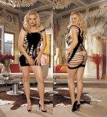 Сексуальное платье | Белье - 'сетка' | Интернет секс шоп Мир Оргазма