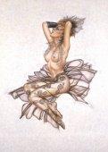 Комплект `страсть и кружево`: колготки в цветочек, перчатки и вуаль | Комплекты эротичного белья | Интернет секс шоп Мир Оргазма