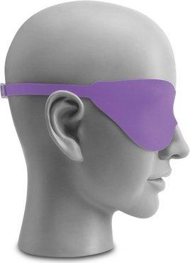 Маска закрытая fantasy love mask фиолетовая, фото 3