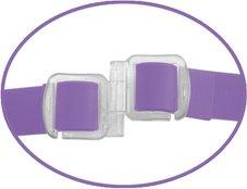 Страпон женский Penetrix Dildo 10 с вибрацией фиолетовый, фото 4
