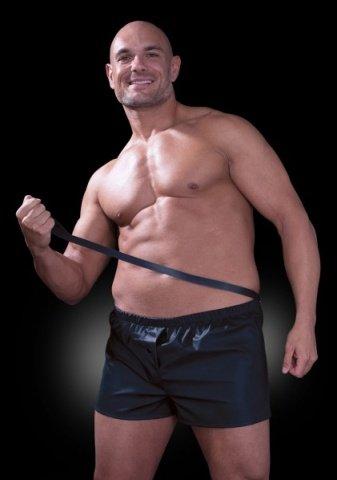 Боксеры для раба черные, 2xl/3xl, фото 3