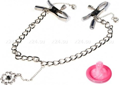 ������������ ������ ��� ������ � ���������� Crystal Nipple Clamps, ���� 2